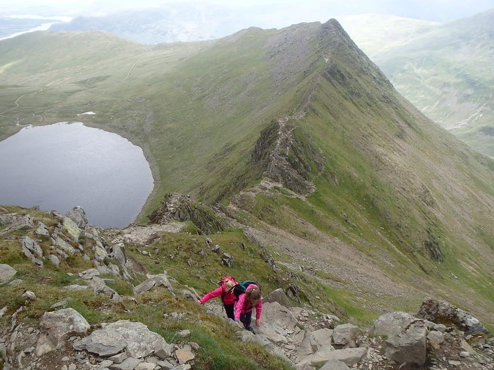 Lake District Hill Walking